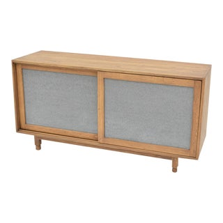 Sarreid Ltd. Concrete Panel Sideboard For Sale