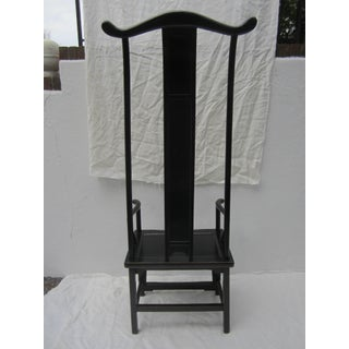 Chinese Throne Hat Chair Preview