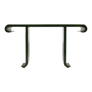 Alessandro For Baker Console Table For Sale
