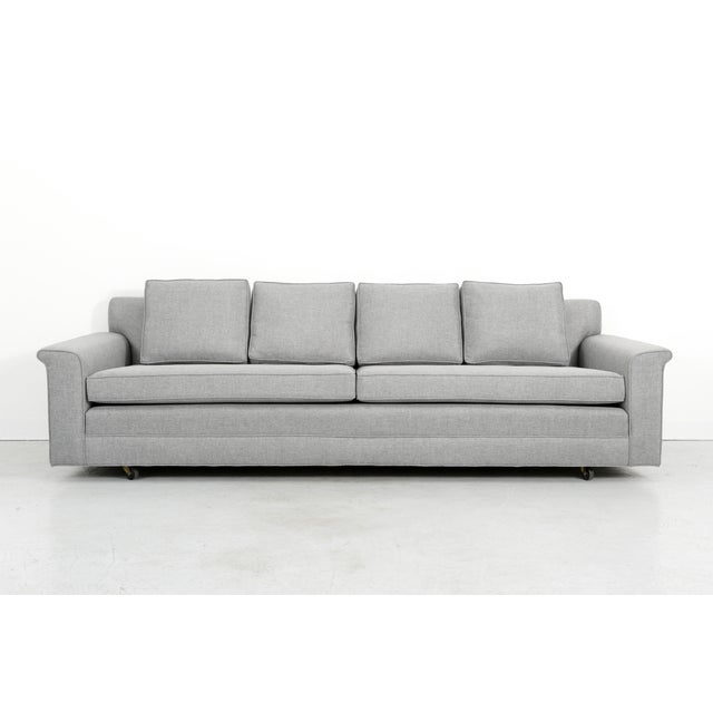 Mid-Century Modern Dunbar Sofa by Edward Wormley For Sale - Image 3 of 8