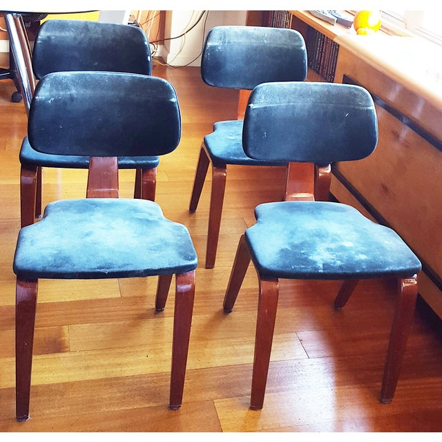 Thonet Side/Dining Chairs - Set of 4 - Image 10 of 10
