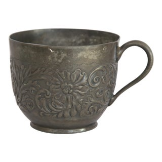 19th Century Victorian Mustache Cup For Sale