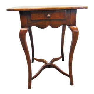 Hickory Chair Co Country French Cherry Nightstand For Sale