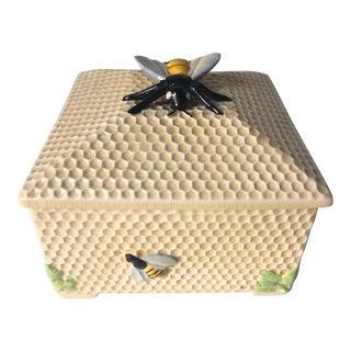 English Honeycomb Bee Box-Crown Devon