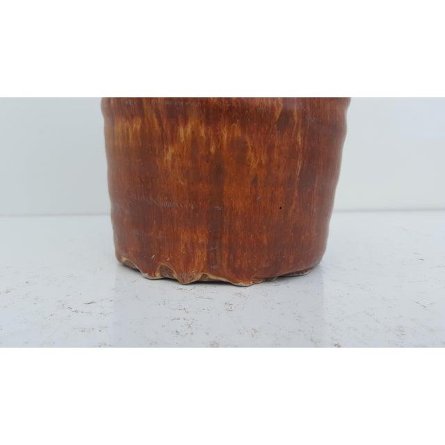 Vamilen Vintage Studio Pottery Vase For Sale In Miami - Image 6 of 8