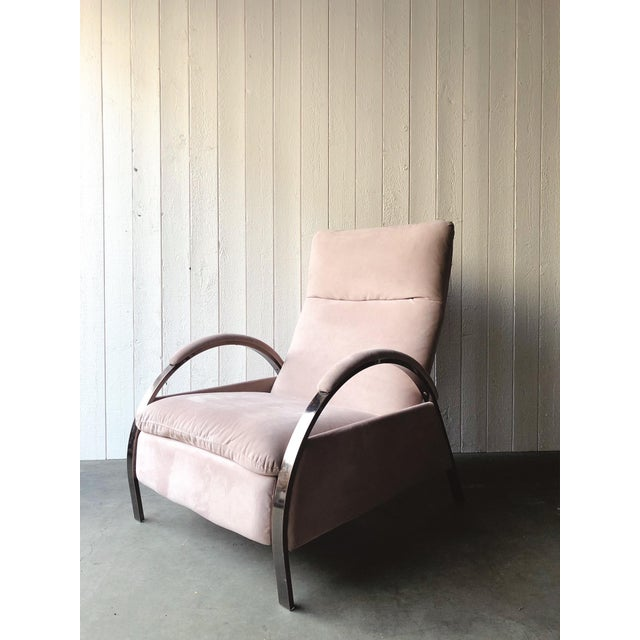 1980s Vintage George Mulhauser for Design Institute of America Lounge Chair For Sale - Image 12 of 12