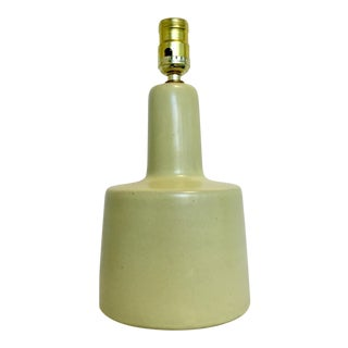Martz Table Lamp in Yellow