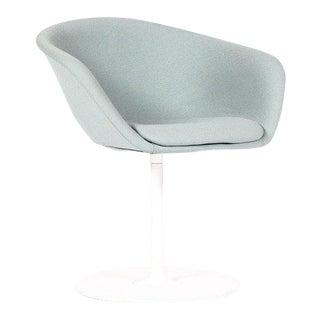 1960s Mid Century Modern Arper Tulip Swivel Chair For Sale