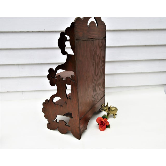 Wooden Tiered Display Shelf - Image 6 of 9
