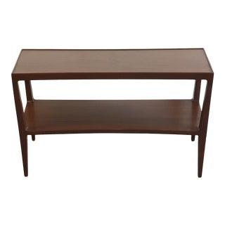 Mid Century Modern Edward Wormley for Dunbar Console Table For Sale