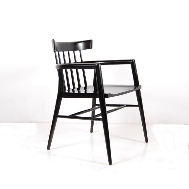 Modernist Comb Back Windsor Chair by Paul McCobb For Sale - Image 10 of 10