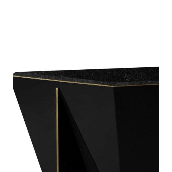 Prisma Side Table From Covet Paris For Sale - Image 4 of 5