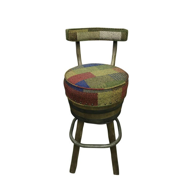 Mid-Century Modern Mid Century Bar Stools - Set of 3 For Sale - Image 3 of 6