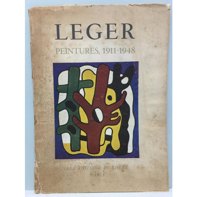 1948 Léger Portfolio of Lithographic Prints Book For Sale - Image 13 of 13