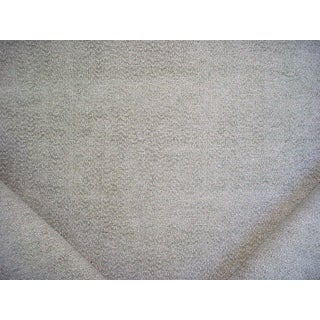 Brunschwig Et Fils Palace Weave Silver Upholstery Fabric - 6 3/4 Yards For Sale