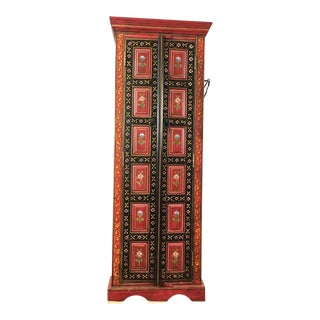 Indian Wood Cabinet