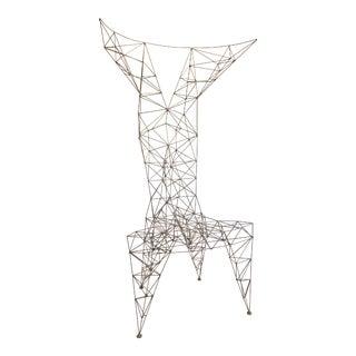 Pylon Chair For Sale