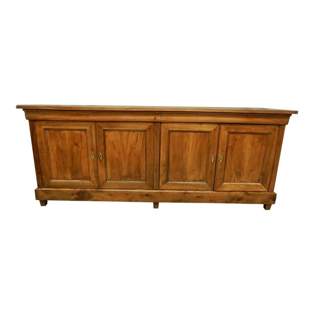French Walnut 19th Century Enfilade For Sale