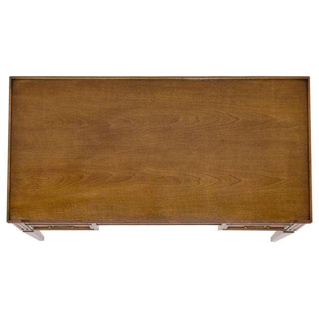 Baker Milling Road Writing Desk For Sale - Image 5 of 10