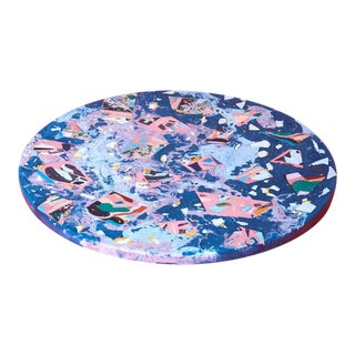 Concrete Cat Chaos Lazy Susan For Sale