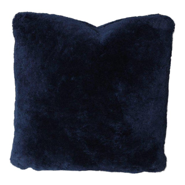 Genuine Shearling Pillows For Sale