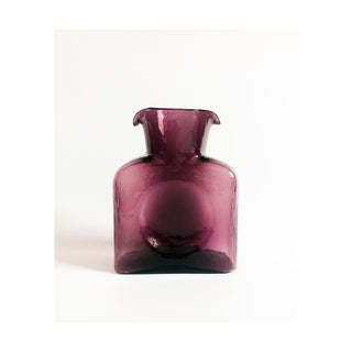 Mid Century Purple Glass Pitcher by Blenko Preview