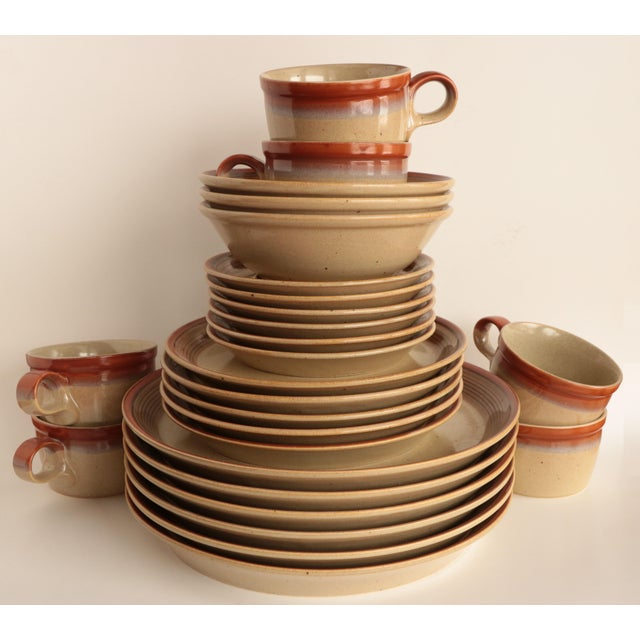 Ben Seibel For Mikasa Dinnerware Set 26 Pieces Chairish