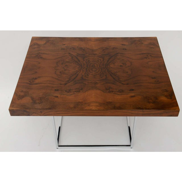 Milo Baughman Rosewood Coffee/Side Table - Image 9 of 10