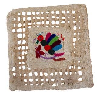 Mexican Otomi Amate Folk Artwork