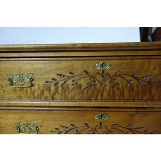 Carved Wooden Antique Dresser Preview