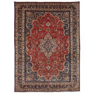 "Lilian Sarough Persian Rug, 10'0"" x 14'1"" feet"