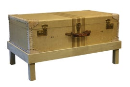 Image of Textile Side Tables