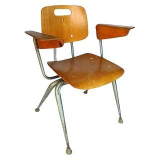 Vintage Brunswick Plywood Armchair