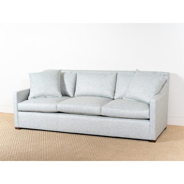 EJ Victor Upholstered Modern Shelby Sofa For Sale - Image 6 of 6
