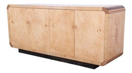 Image of Ebony Credenzas and Sideboards