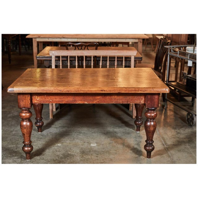 English Dining Table For Sale In Los Angeles - Image 6 of 7