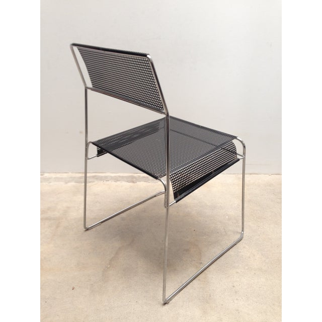 Niels Jørgen Haugesen Modern Dining Chairs For Sale In Los Angeles - Image 6 of 9