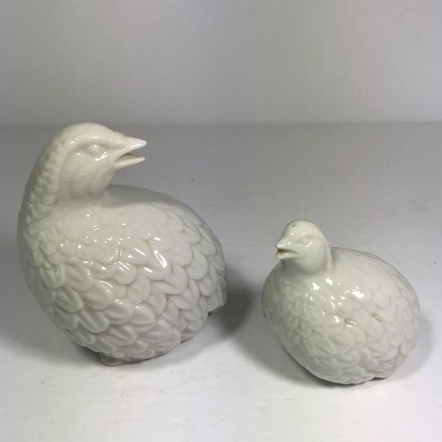 A Pair of Vintage Porcelain Partridge Birds - Image 2 of 8