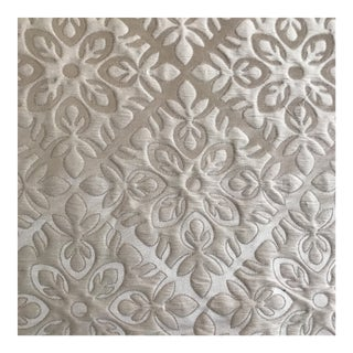 Designer Trapunto Shimmer Fabric - 1 2/3 Yards