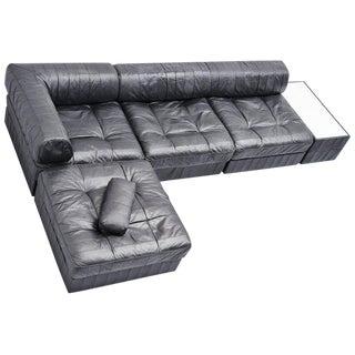 De Sede Ds88 Patchwork Lounge Sofa For Sale