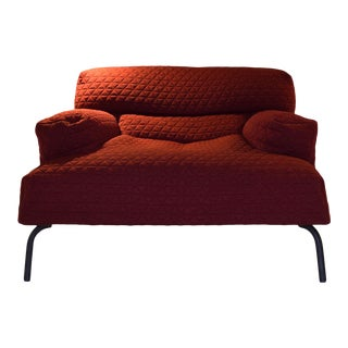 Modern Montis Red Arm Chair For Sale