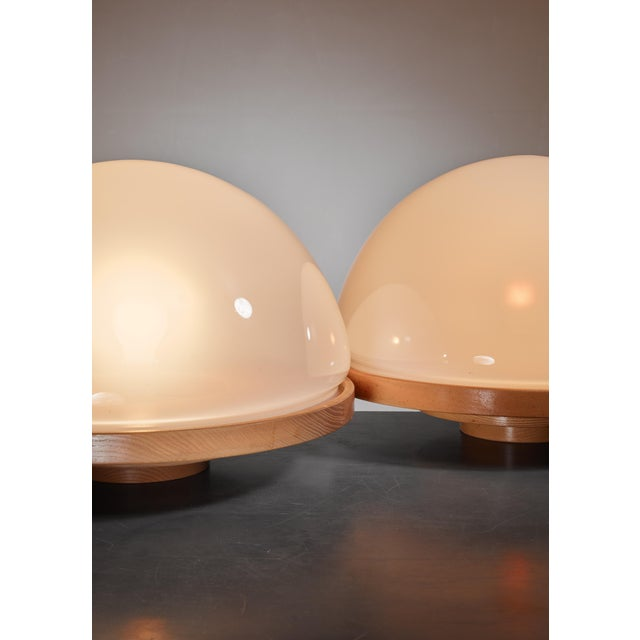 Pair of Selenova table lamps, Italy, 1960s - Image 4 of 5