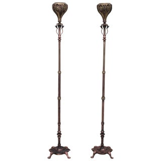 1900s Chinese Floor Lamps For Sale
