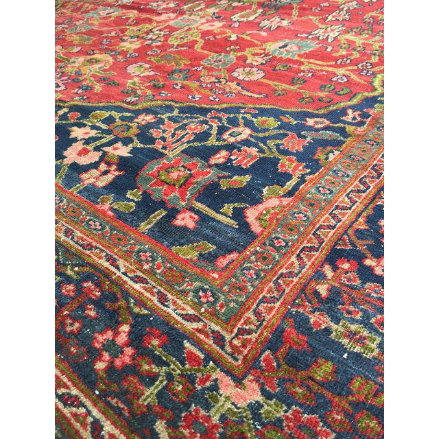 Antique Persian Hand Knotted Wool Rug 8 12 11 10 Chairish