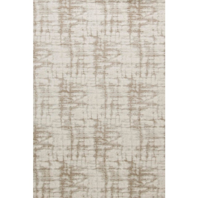 """Stark Studio Rugs Bixby Rug in Taupe, 7'9"""" x 10'8"""" For Sale - Image 6 of 6"""