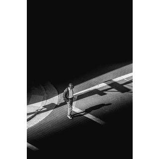 Jason Mageau Crosswalk Photograph (Canvas) For Sale