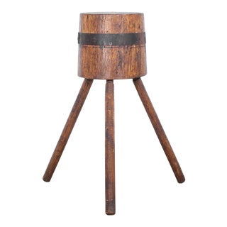 Late 19th Century Antique Block Table For Sale