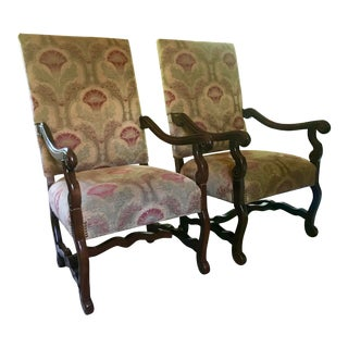 Vintage Parker Southern Side Chairs- a Pair For Sale
