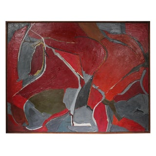 Large Expressionist Abstract, 1967