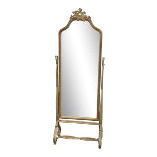2000's Italian David Michael Cheval Mirror For Sale